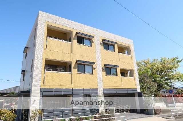 愛知県長久手市、はなみずき通駅徒歩10分の新築 3階建の賃貸マンション
