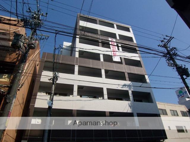 愛知県名古屋市千種区、今池駅徒歩7分の築8年 8階建の賃貸マンション