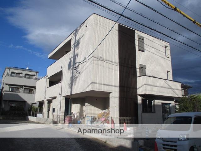 愛知県名古屋市名東区、一社駅市バスバス12分下坪下車後徒歩3分の新築 3階建の賃貸アパート