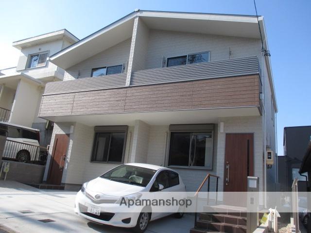 愛知県名古屋市名東区、星ヶ丘駅徒歩18分の新築 2階建の賃貸テラスハウス