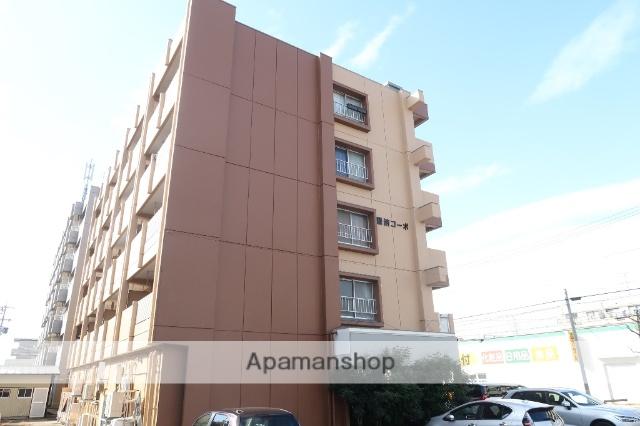 愛知県名古屋市名東区、上社駅徒歩14分の築41年 5階建の賃貸マンション