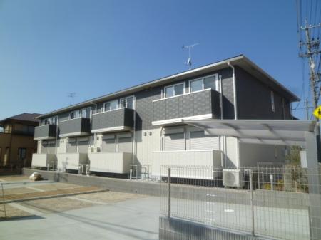 愛知県名古屋市名東区、一社駅徒歩29分の新築 2階建の賃貸アパート