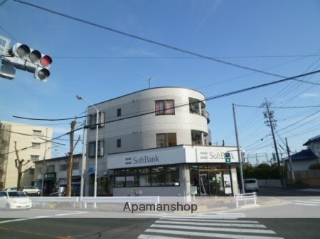 愛知県名古屋市名東区、一社駅徒歩24分の築29年 3階建の賃貸アパート