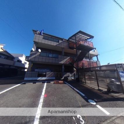 愛知県春日井市、味美駅徒歩5分の築26年 3階建の賃貸アパート