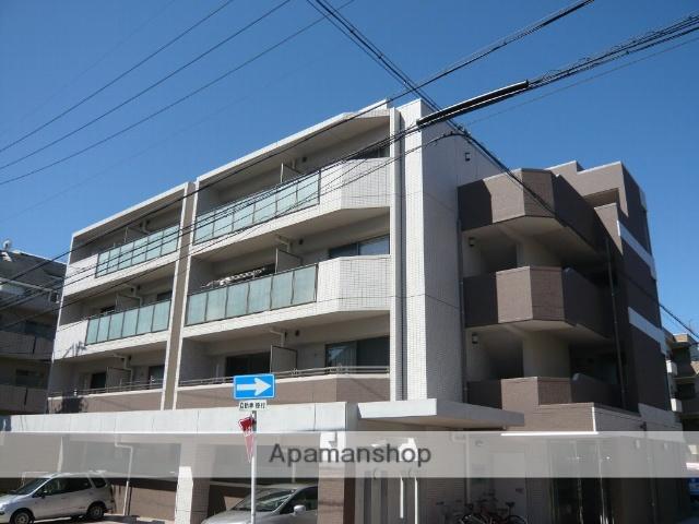 愛知県名古屋市名東区、上社駅徒歩20分の築9年 4階建の賃貸マンション