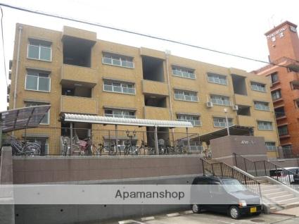 愛知県名古屋市名東区、上社駅徒歩22分の築32年 4階建の賃貸マンション