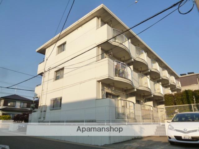 愛知県名古屋市名東区、一社駅徒歩19分の築32年 3階建の賃貸マンション