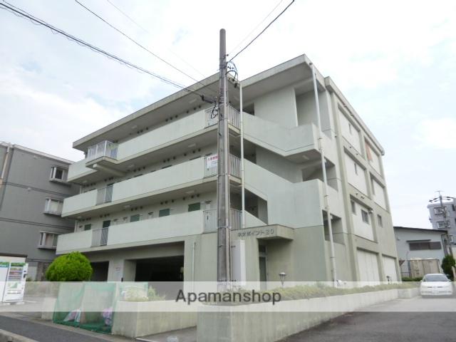 愛知県長久手市、はなみずき通駅徒歩14分の築23年 4階建の賃貸マンション
