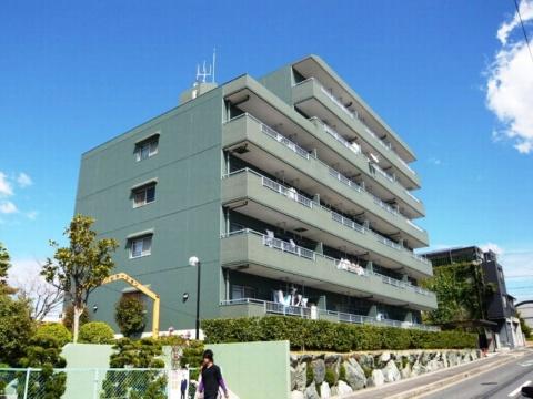 愛知県長久手市、はなみずき通駅徒歩8分の築22年 6階建の賃貸マンション
