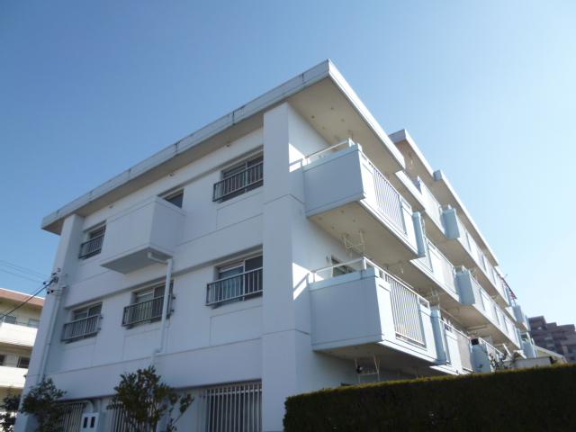 愛知県長久手市、はなみずき通駅徒歩14分の築32年 4階建の賃貸マンション