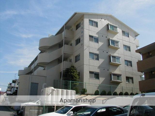 愛知県長久手市、はなみずき通駅徒歩15分の築30年 4階建の賃貸マンション