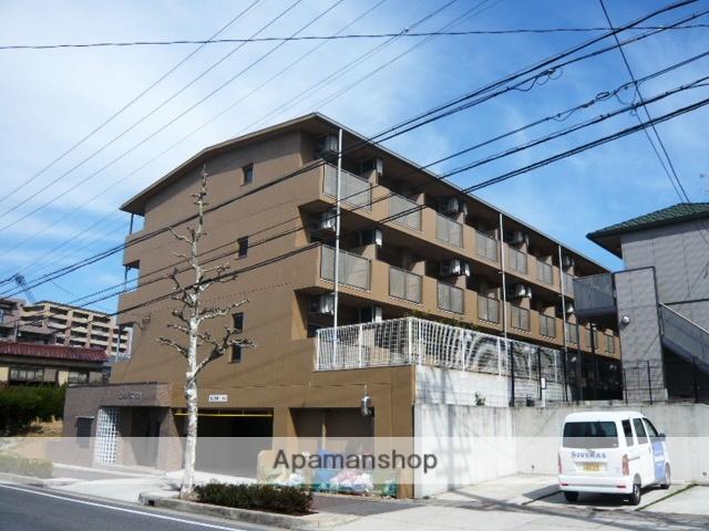 愛知県長久手市、杁ヶ池公園駅徒歩10分の築10年 4階建の賃貸マンション