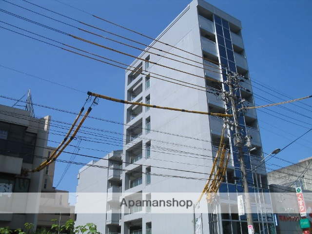 愛知県名古屋市千種区、東山公園駅徒歩16分の築16年 9階建の賃貸マンション