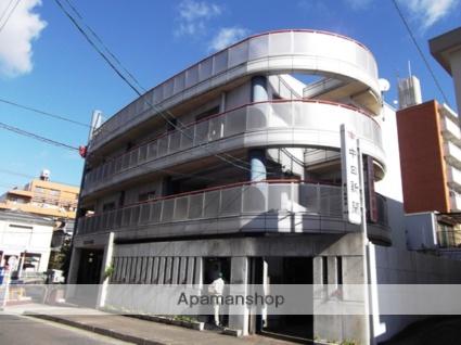 愛知県名古屋市名東区、上社駅徒歩18分の築21年 3階建の賃貸マンション
