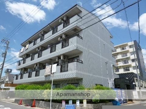 愛知県名古屋市名東区、上社駅徒歩19分の築24年 4階建の賃貸マンション