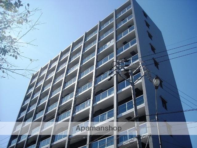 愛知県名古屋市名東区、上社駅徒歩17分の築9年 11階建の賃貸マンション