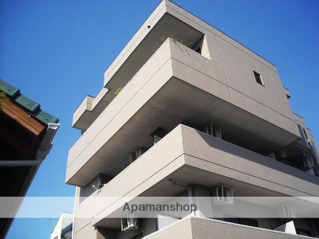 愛知県長久手市、杁ヶ池公園駅徒歩10分の築17年 4階建の賃貸マンション