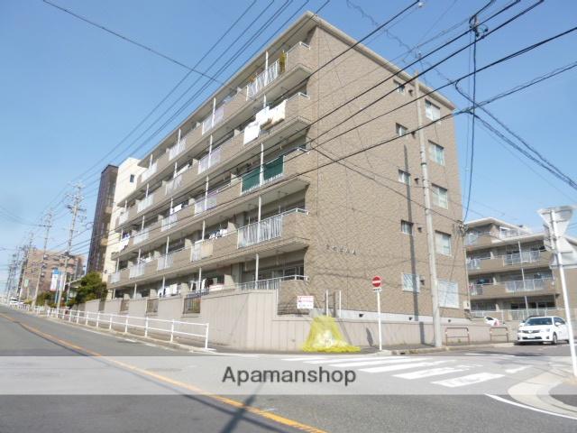 愛知県名古屋市名東区、星ヶ丘駅徒歩20分の築37年 5階建の賃貸マンション