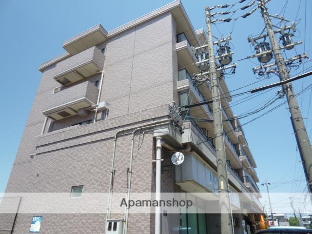愛知県名古屋市名東区、一社駅徒歩18分の築36年 5階建の賃貸マンション