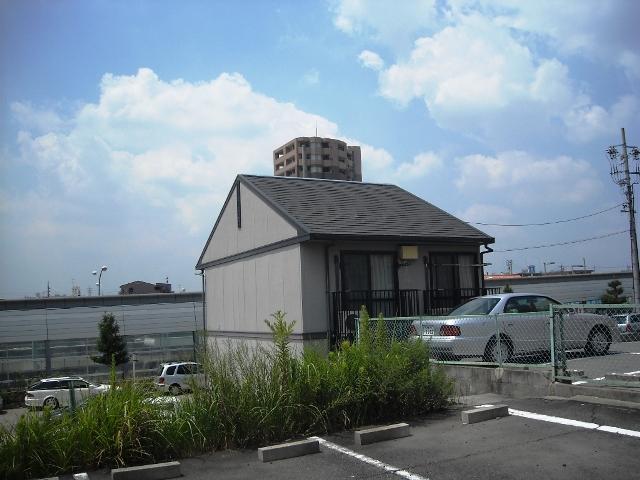 愛知県名古屋市名東区、一社駅徒歩17分の築20年 2階建の賃貸アパート