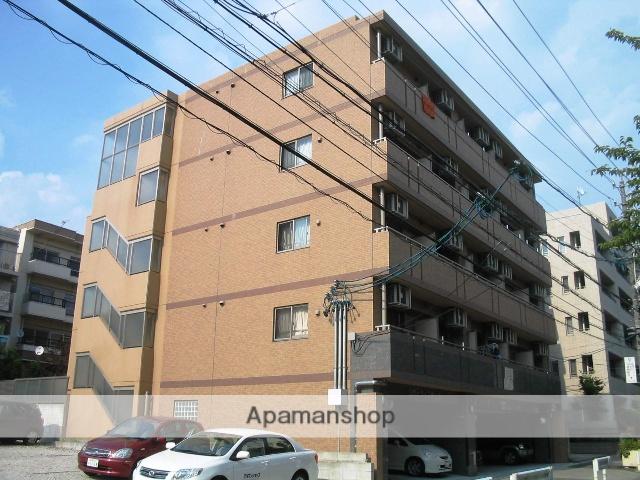 愛知県名古屋市名東区、上社駅徒歩19分の築11年 5階建の賃貸マンション