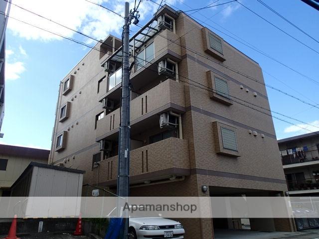 愛知県名古屋市名東区、上社駅徒歩19分の築9年 5階建の賃貸マンション