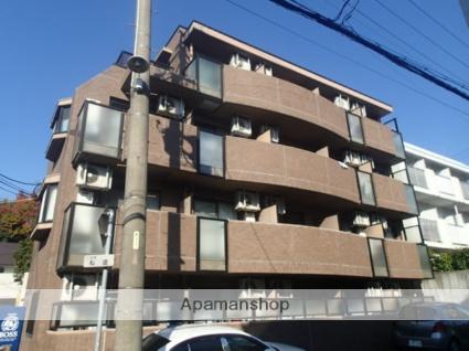 愛知県名古屋市千種区、東山公園駅徒歩16分の築20年 4階建の賃貸マンション