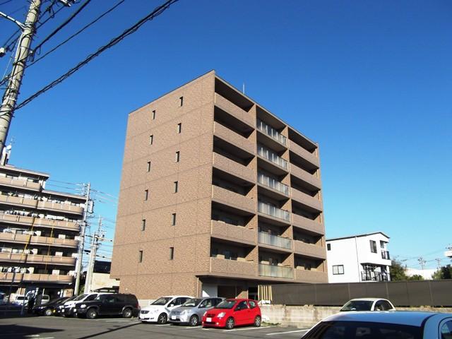 愛知県名古屋市守山区、藤が丘駅徒歩18分の築7年 7階建の賃貸マンション