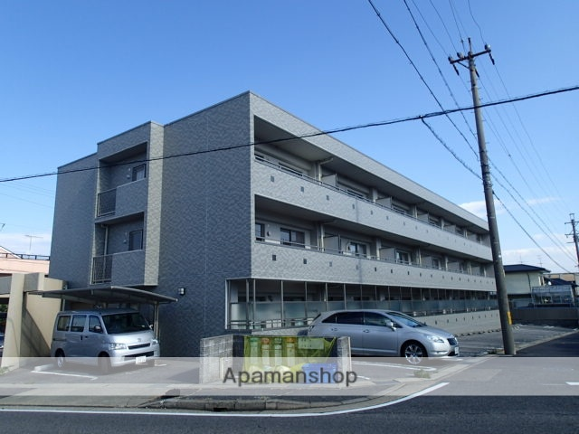 愛知県名古屋市名東区、星ヶ丘駅徒歩23分の築10年 3階建の賃貸マンション