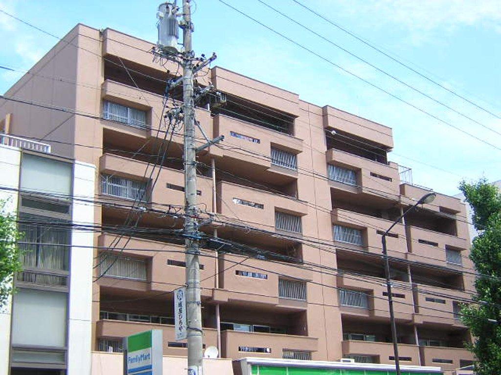 愛知県名古屋市名東区、一社駅徒歩18分の築38年 5階建の賃貸マンション