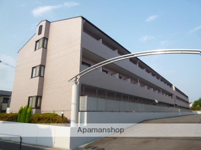 愛知県名古屋市名東区、上社駅徒歩24分の築17年 3階建の賃貸マンション