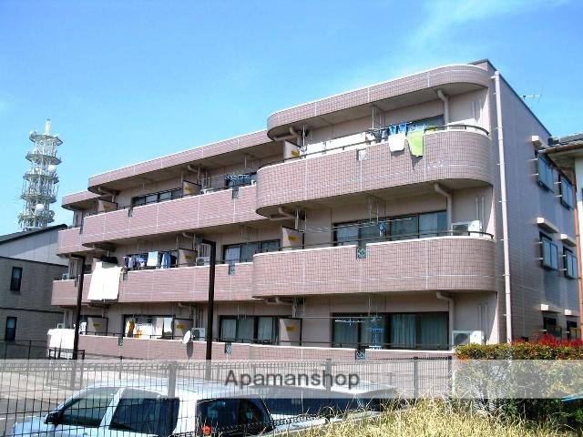 愛知県名古屋市名東区、上社駅徒歩23分の築23年 3階建の賃貸マンション