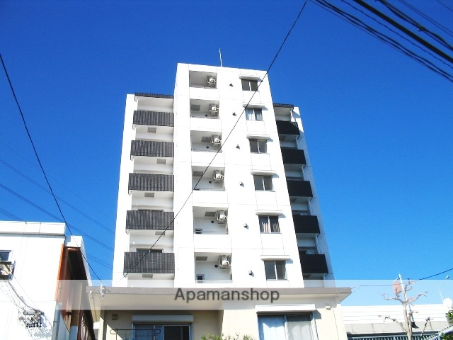 愛知県名古屋市名東区、一社駅徒歩16分の築9年 9階建の賃貸マンション