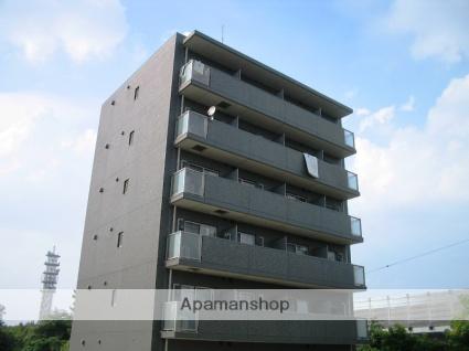 愛知県名古屋市名東区、上社駅徒歩16分の築10年 7階建の賃貸マンション