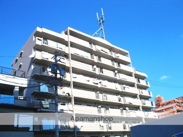 愛知県長久手市、はなみずき通駅徒歩10分の築20年 8階建の賃貸マンション