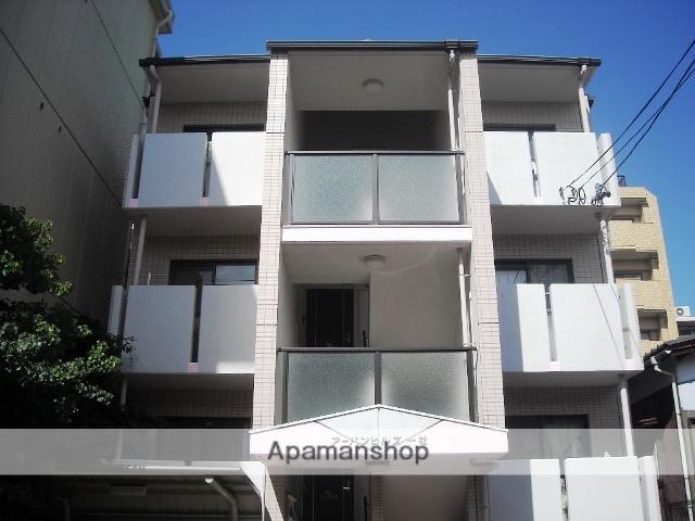 愛知県名古屋市名東区、一社駅徒歩10分の築14年 3階建の賃貸マンション