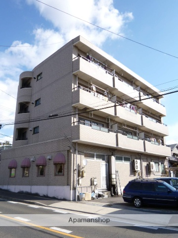 愛知県名古屋市名東区、星ヶ丘駅徒歩20分の築38年 4階建の賃貸マンション