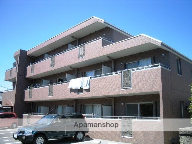 愛知県名古屋市名東区、星ヶ丘駅市バスバス10分新宿下車後徒歩1分の築11年 3階建の賃貸マンション