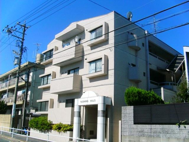 愛知県名古屋市名東区、上社駅徒歩18分の築28年 3階建の賃貸マンション