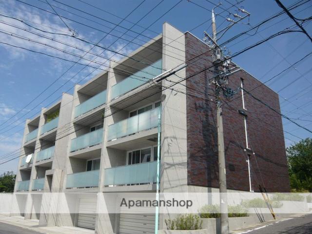 愛知県名古屋市名東区、星ヶ丘駅市バスバス10分新宿下車後徒歩3分の築10年 3階建の賃貸マンション