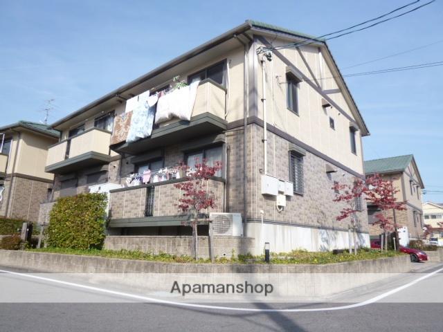 愛知県日進市、星ヶ丘駅名鉄バスバス19分竹の山下車後徒歩3分の築16年 2階建の賃貸アパート