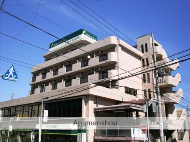 愛知県名古屋市名東区、星ヶ丘駅徒歩15分の築22年 6階建の賃貸マンション