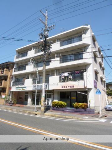 愛知県名古屋市名東区、上社駅徒歩18分の築41年 4階建の賃貸マンション