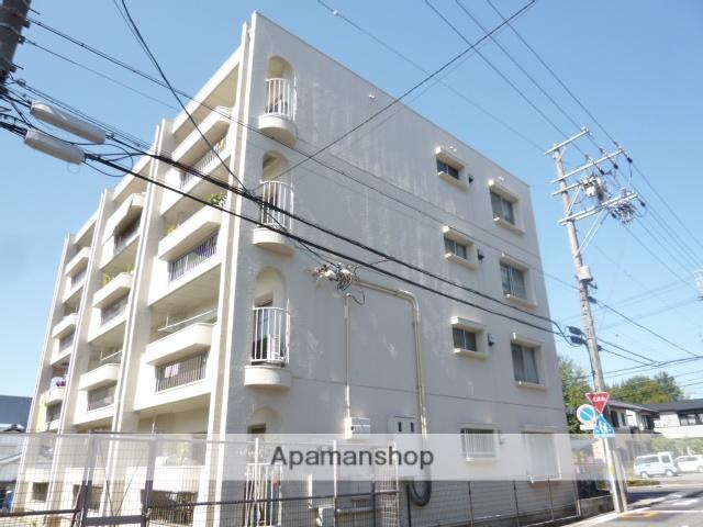 愛知県名古屋市名東区、上社駅徒歩13分の築37年 4階建の賃貸マンション