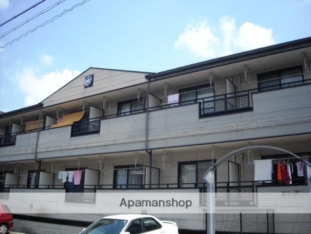 愛知県名古屋市名東区、上社駅徒歩15分の築18年 2階建の賃貸アパート