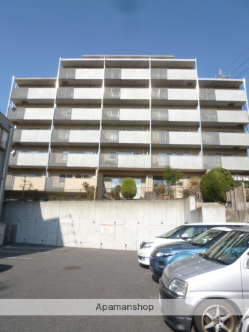 愛知県名古屋市名東区、星ヶ丘駅徒歩17分の築17年 6階建の賃貸マンション