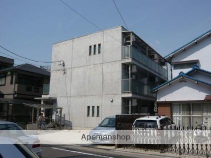 愛知県名古屋市名東区、はなみずき通駅徒歩8分の築14年 3階建の賃貸マンション