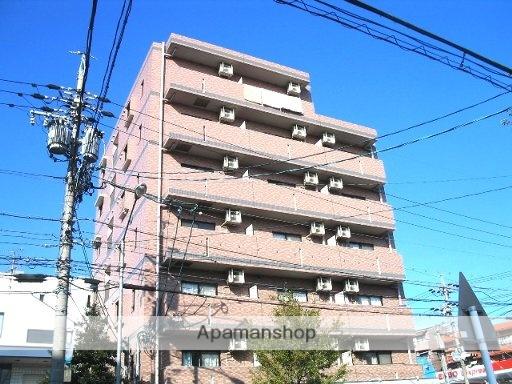 愛知県名古屋市名東区、上社駅徒歩15分の築14年 7階建の賃貸マンション