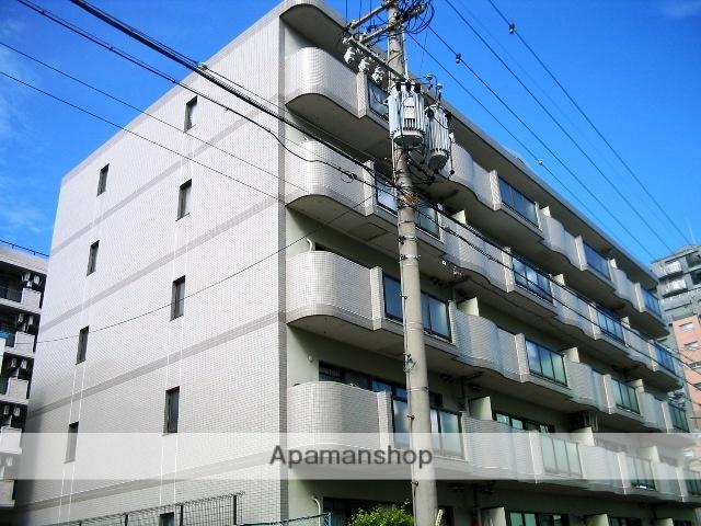 愛知県名古屋市名東区、上社駅徒歩13分の築25年 5階建の賃貸マンション