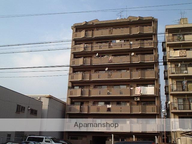 愛知県名古屋市名東区、星ヶ丘駅市バスバス10分名東消防署下車後徒歩1分の築28年 8階建の賃貸マンション